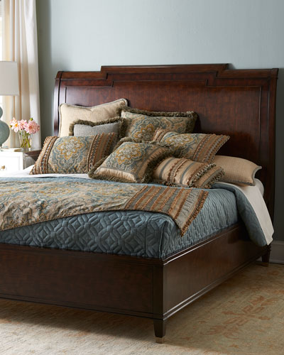Savannah California King Sleigh Bed