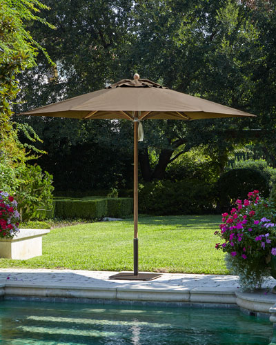 Cocoa Standard Canopy Outdoor Umbrella