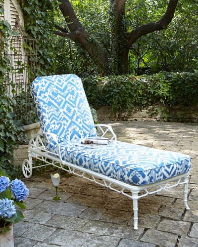 Calcutta Outdoor Chaise