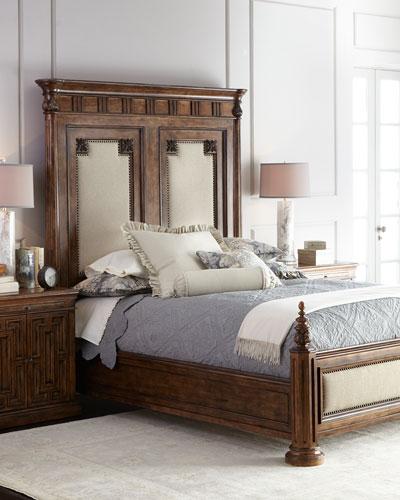 Van Buren King Bed