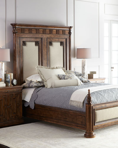 Van Buren California King Bed