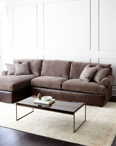Birdie Left-Side Sectional