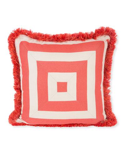Spindle Cabana Outdoor Pillow