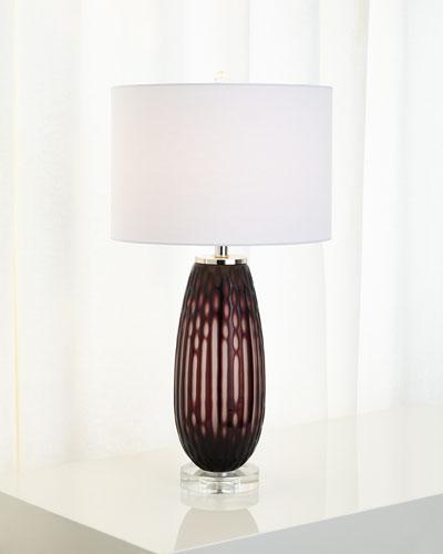 Purple Haze Lamp