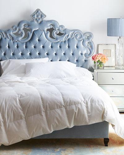 Julia Queen Tufted Bed