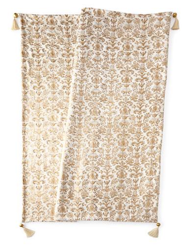 Khari Print Bed Scarf, 54