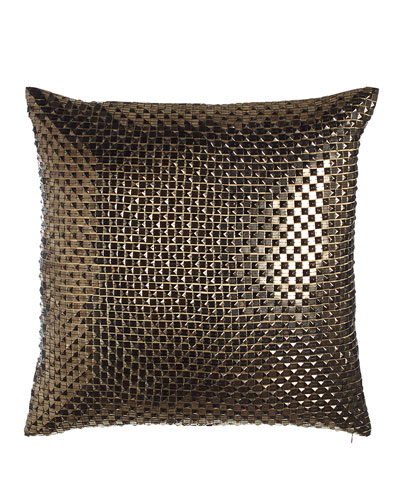 Naita Studded Pillow, 22
