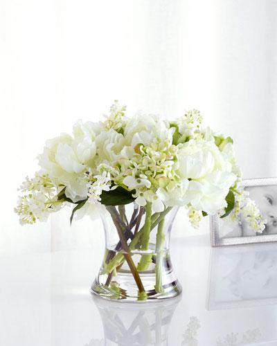 Windy Faux-Floral Arrangement