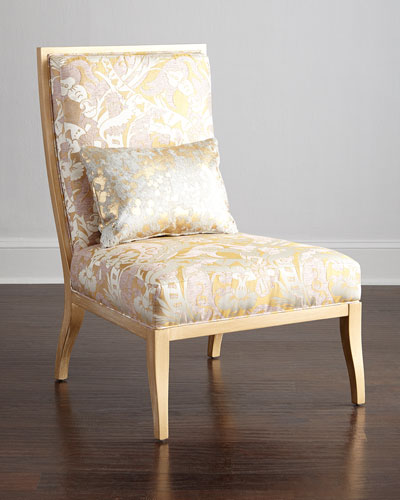 gold accent chair | horchow