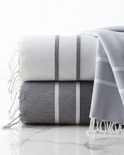 Fouta Herringbone Bath Towel