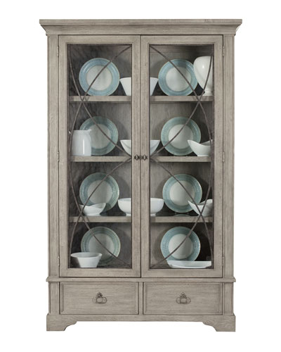 Gant Display Curio Cabinet