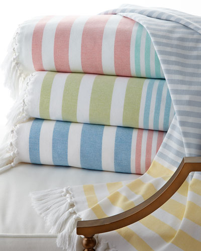 Milas Fouta Beach Towel