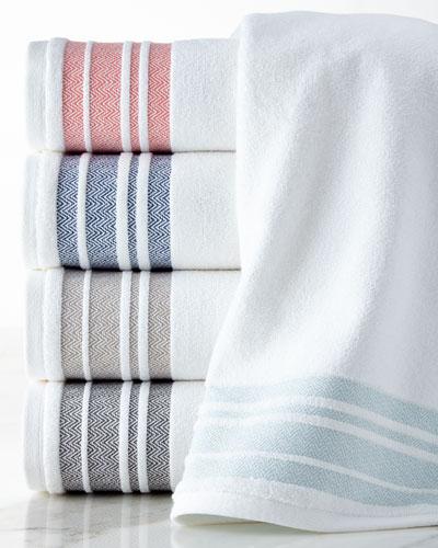 Oxford Bath Towel