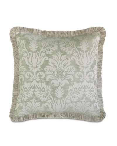 Fringed Lourde Pillow, 27
