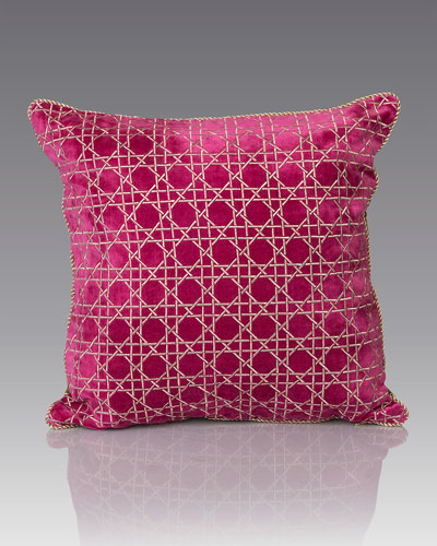 Trellis Pillow, 20