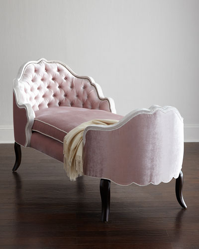 Pippa Tufted Chaise