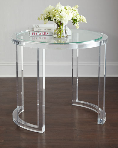 c4de7b5eed9f Quick Look. prodSelect checkbox. Abella Acrylic Entry Table ·  3