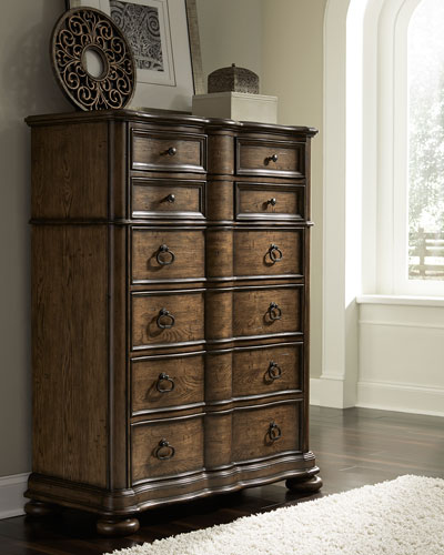 Jenner Six-Drawer Chest