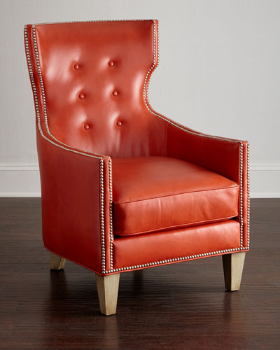 Jardine Leather Chair