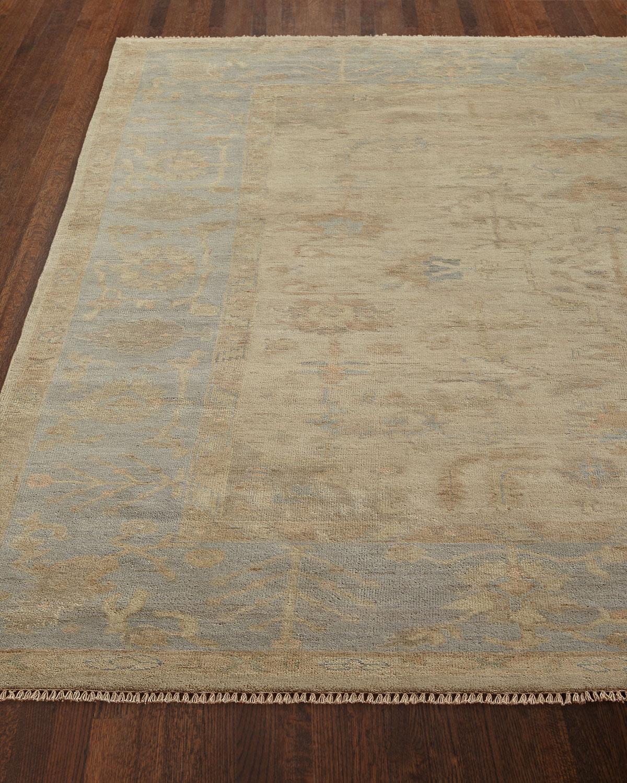 Henrietta Oushak Rug, 3' x 5' Product Image