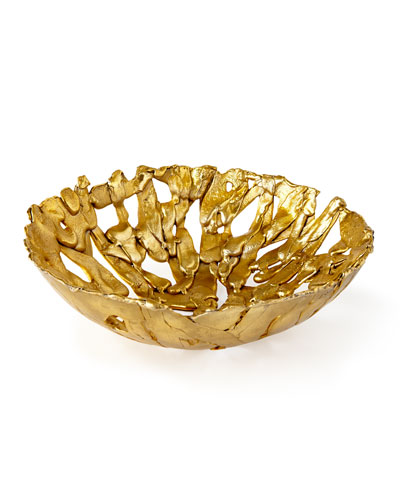 After the Storm Medium Decorative Bowl