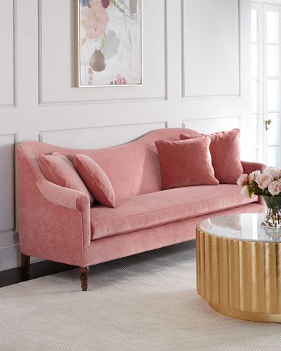 Loveseat Living Room Furniture | horchow.com