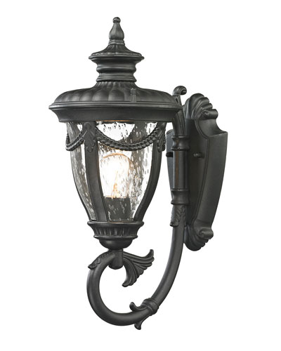 Anise Small 1-Light Outdoor Wall Sconce