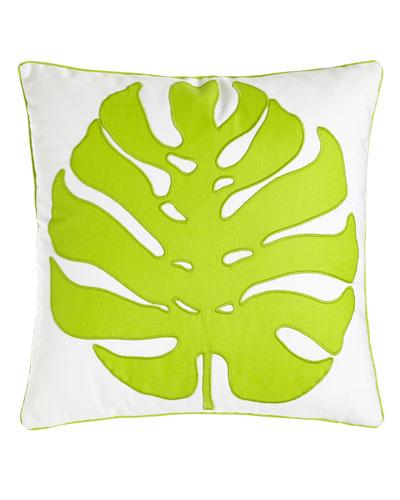 Palm Court Pillow, 16