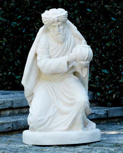 King Balthazar Outdoor Figure