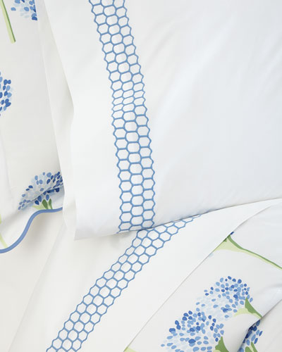 Two Standard Liana 520TC Pillowcases
