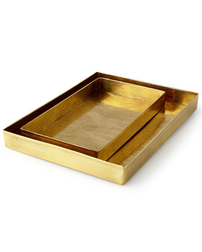 Humbolt Ridges 2-Piece Tray Set