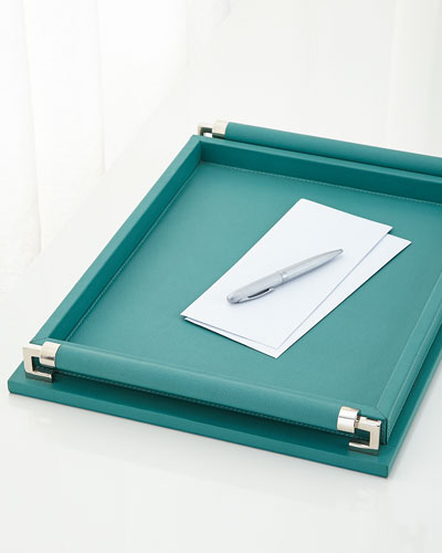 Turquoise Tray