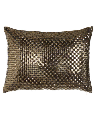 Naita Studded Pillow, 14