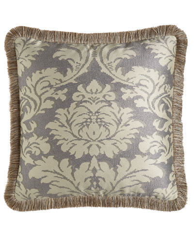 European Geordi Damask Sham