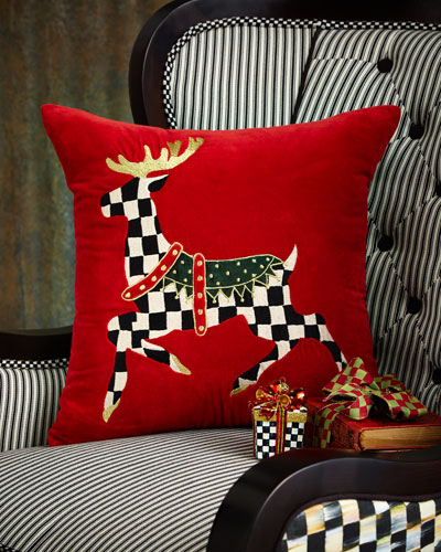 Prancer Pillow