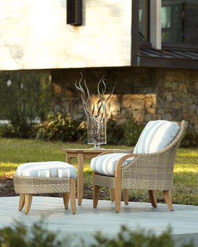 Edgewood Outdoor Lounge Chair