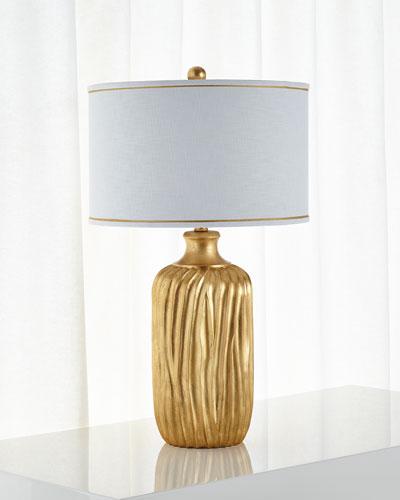 Tessa Textured Lamp