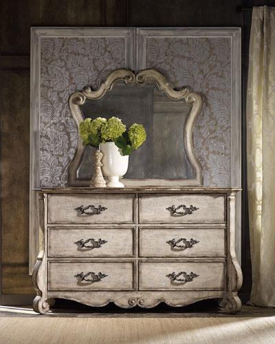 Estelline 6-Drawer Dresser