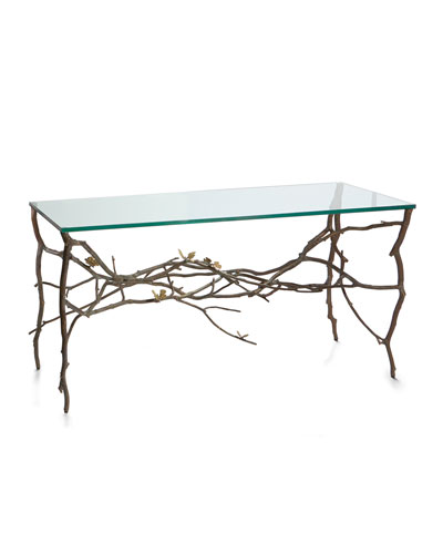 Quick Look. ProdSelect Checkbox. Butterfly Ginkgo Console Table