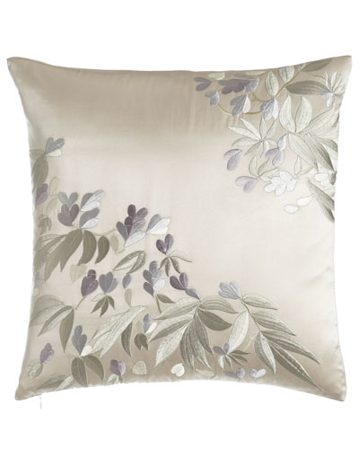 Wisteria Pillow, 18