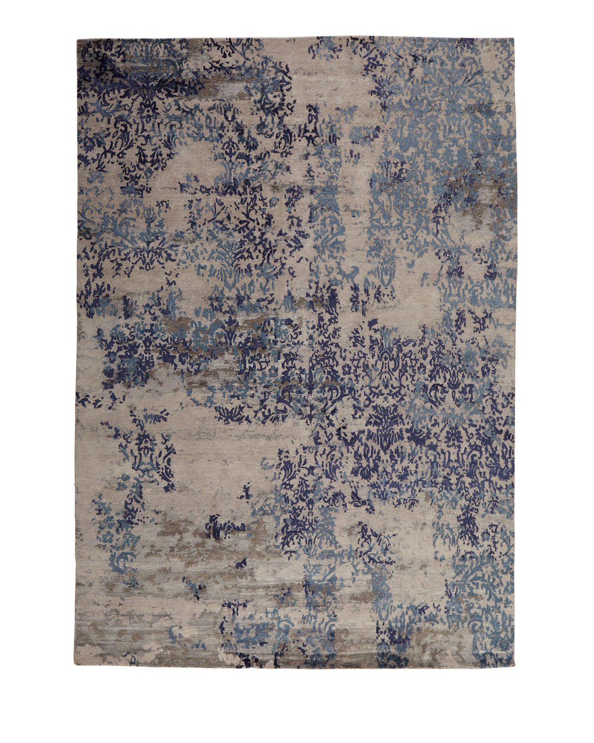 Majorelle Rug, 6' x 9' Product Image