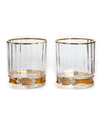 Double Old-Fashioneds, Set of 2