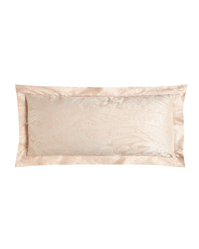 Primavera Paisley Double Boudoir Pillow, 15
