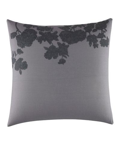 Scribble Flower Pillow, 20
