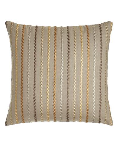 D'Or Stripes Pillow, 22