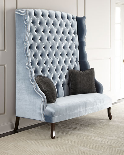 Margo Tufted Banquette