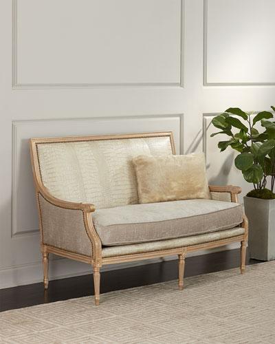Brown Settee Furniture