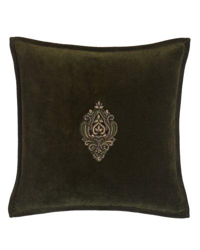 Bohemian Muse Bayfield Pillow, 18