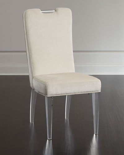 Quick Look. prodSelect checkbox. Teaticket Acrylic Dining Chair ... & White Acrylic Furniture | horchow.com