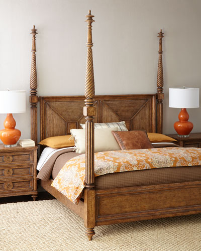 Cumberlin King Poster Bed